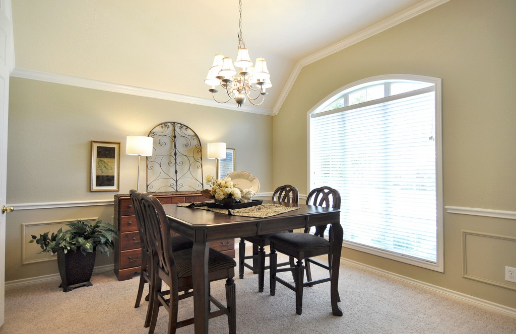 Dining Room after staging by Home Star Staging
