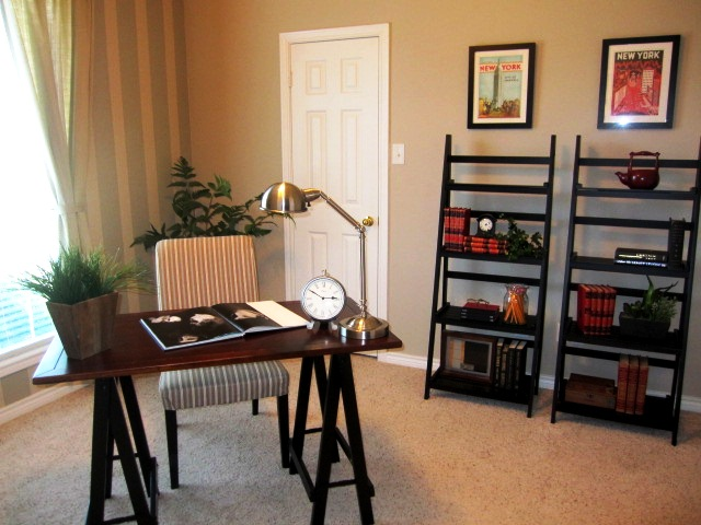 Home Star Staging Anatomy Of Home Office Staging To Sell Makeover Home Star Staging