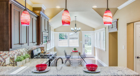 Flipping Houses in DFW - Kitchen